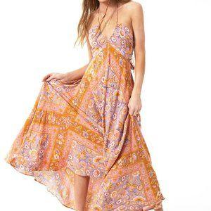 Spell & The Gypsy Women's Orange Lolita Dress